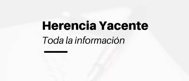 herencia-yacente
