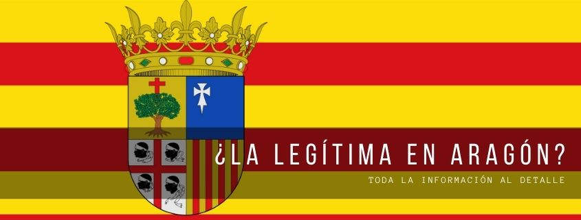 La legítima en Aragón